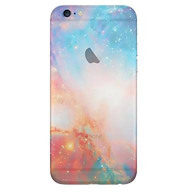 Pouzdro Uyumluluk Apple iPhone 8 iPhone 8 Plus iPhone 6 iPhone 6 Plus Yarı Saydam Arka Kapak Manzara Yumuşak TPU için iPhone 8 Plus