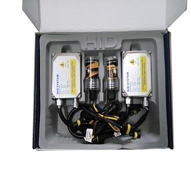 12v 35W ac HID Xenon kit Universal Car moldel korkealaatuinen kätki pakki