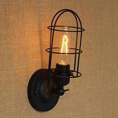 AC 110-130 AC 220-240 40 E26/E27 Köy/Kırsal Resim özellik for Ampul İçeriği,Ortam Işığı Duvar ışığı