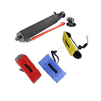 Mount / Holder Waterproof / Floating For Action Camera Gopro 6 / All Gopro / Gopro 5 Diving / Surfing / Ski / Snowboard Plastic / Carbon