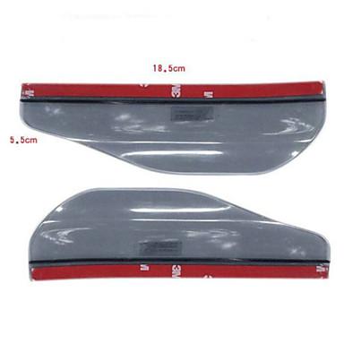 praktisk bil bakspeilet regn øyenbryn (2 stk sett)