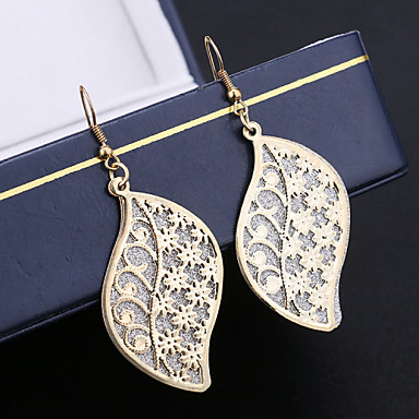 Women's Drop Earrings Alloy Jewelry Wedding Party Daily Casual Costume Jewelry