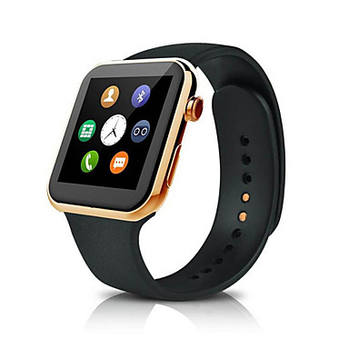 Smart Watch Touch Screen Calories Burned Pedometers Anti-lost Hands-Free Calls Camera Control Message Control Long Standby Sports