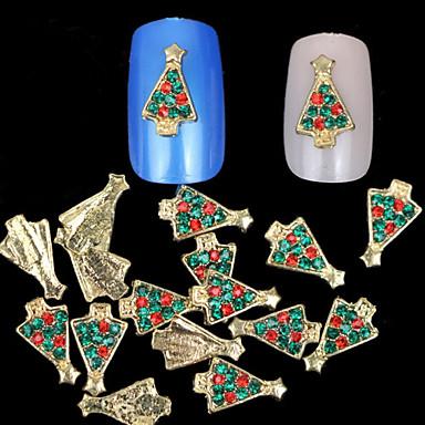 10 Nail Jewelry Diğer Süslemeler Soyut Klasik Günlük Soyut Klasik Yüksek kalite