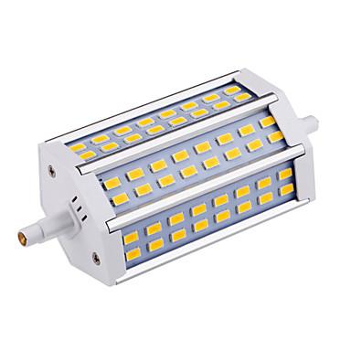 billige Elpærer-YWXLIGHT® 1pc 14 W LED-kornpærer 1480 lm R7S T 48 LED perler SMD 5730 Dekorativ Varm hvit Kjølig hvit 85-265 V / 1 stk. / RoHs