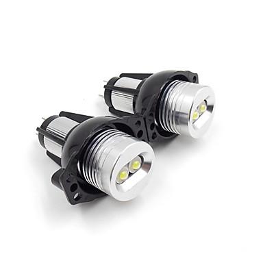 Carro Branco 6W LED Integrado 5500-6000 Luz Diurna Corrente Foco