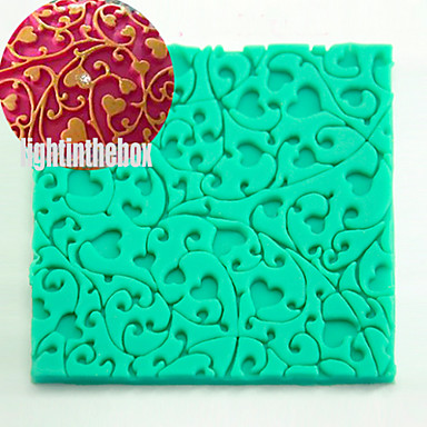 Mold For Chocolate For Pie For Cake Silicone Eco-friendly High Quality 3D