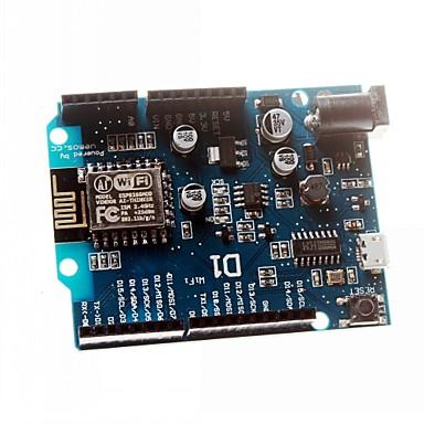 smart elektronikk esp-12e wemos d1 wifi uno basert esp8266 skjold for Arduino kompatibelt