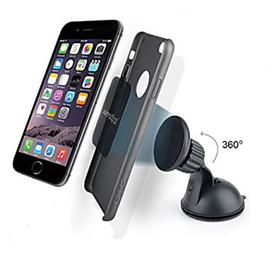 Car iPhone 6 Plus iPhone 6 iPhone 5S iPhone 5 iPhone 5C iPhone 4/4S Universal Mobile Phone mount stand holder Magnetic iPhone 6 Plus