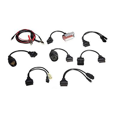 forró értékesítési CDP teljes készlet 8 autó kábelek CDP +