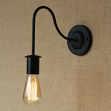 40W 110-240V American Country Pastoral Simplicity Creative Personality Retro Decorative Wall Lamp Aisle Stairs
