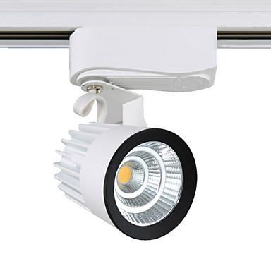1 db. MORSEN 15 W 1 COB 1000 LM Meleg fehér / Hideg fehér Dekoratív Sínrendszeres LED világítás AC 85-265 V