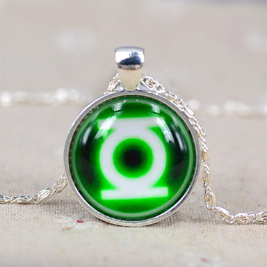 wedding ideas with lanterns hualuo 174 cheap retro time gem necklace green lantern 4665899 27900