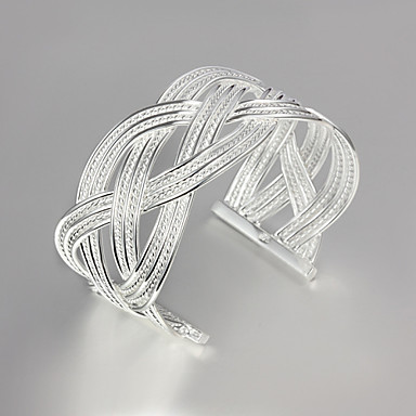 Fashion Noble BIG 925 Sterling Silver