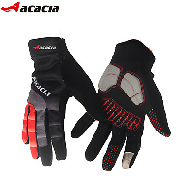 Acacia Sports Gloves Touch Gloves Bike Gloves / Cycling Gloves Keep Warm Fleece Lining Ultraviolet Resistant Wearable Wearproof