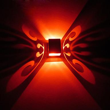 LED Sıva altı duvar Işıklar,Modern/Çağdaş Metal