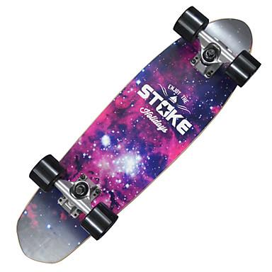 27 inç Standart Skateboards Akçaağaç Abec-9