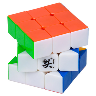 Rubik's Cube DaYan 3*3*3 Smooth Speed Cube Magic Cube Puzzle Cube Professional Level Speed Gift Classic & Timeless Girls'
