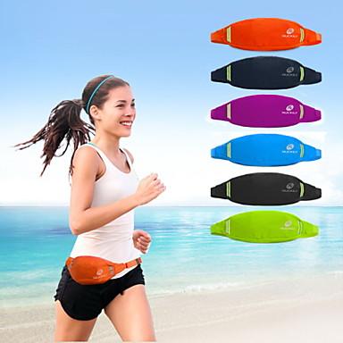 Nuckily 5LArmband Waist Bag/Waistpack Cell Phone Bag for Camping / Hiking Fishing Climbing Leisure Sports Cycling / Bike Security Running