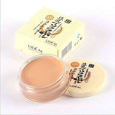 3 Concealer/Contour Wet Cream Concealer Dark Circle Treatment Anti-Acne Freckle Anti-wrinkle Eye Other Face Lip