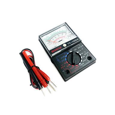 Small Handheld Auto Range Digital Multimeter W/ Backlight and Hz Measurement