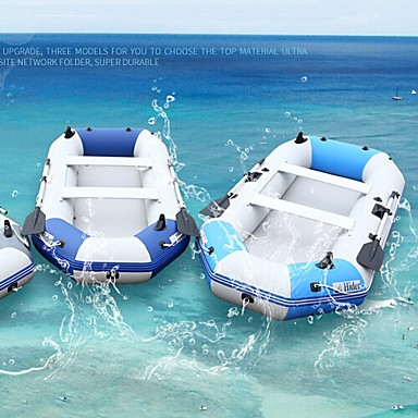 5People 10ft 300cm 5 People Inflatable Boat Fiberglass Material Floor