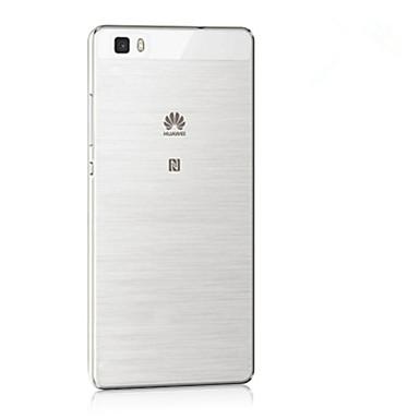 Mert Huawei tok / P8 Lite Ultra-vékeny Case Hátlap Case Egyszínű Puha TPU Huawei Huawei P8 Lite / Huawei Honor 6 / Huawei G7