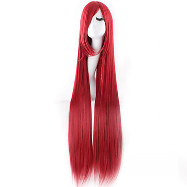Synthetic Wig / Cosplay & Costume Wigs Straight Synthetic Hair Wig Women's Very Long Capless