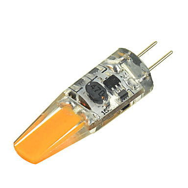 200-300 lm G4 LED Bi-pin Işıklar T 1 led Entegre LED Kısılabilir Dekorotif Sıcak Beyaz Serin Beyaz AC 12V DC 12V