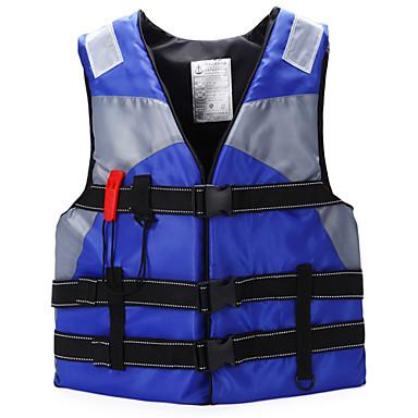 Biztonsági felszerelés / Mentőmellény Felnőtt Búvárkodás és felszíni búvárkodás / Úszás Piros / Orange / Kék Műanyag-AOTU