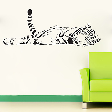 Landscape Animals Wall Stickers Plane Wall Stickers Decorative Wall Stickers, Vinyl Home Decoration Wall Decal Wall Decoration