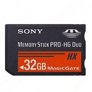SONY 32GB Memory Stick cartão de memória