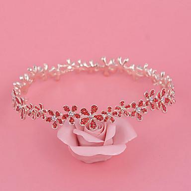 rhinestone liga tiaras headbands headpiece estilo feminino clássico
