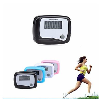 etapa lcd eletrônico digital executar pedômetro / curta distância contador de calorias