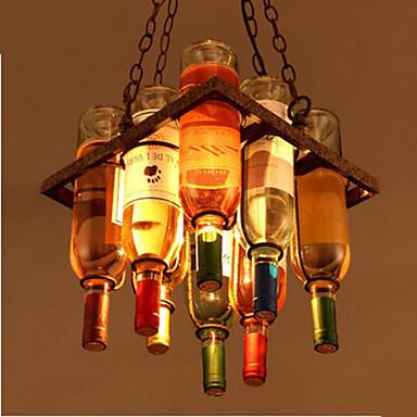 3-Light Originale Lysekroner Opplys - Mini Stil, 110-120V / 220-240V, Varm Hvit, Pære ikke Inkludert / 10-15㎡ / E12 / E14 / E26 / E27