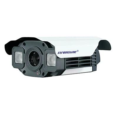 strongshine®bullet ip kamera 1.0mp / 50m etäisyys infrapuna / vedenpitävä / päivä&yö / PoE virtalähde