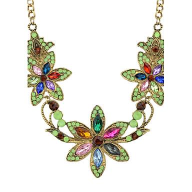 תכשיטים שרשראות מחרוזת Party / יומי / קזו'אל סגסוגת 1pc נשים מתנות חתונה