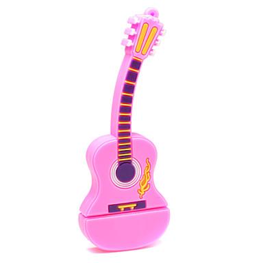 16gb kitara usb 2.0 muistitikku u Stick sininen / musta / vaaleanpunainen / ruskea (zpk06 / 14/43/44)