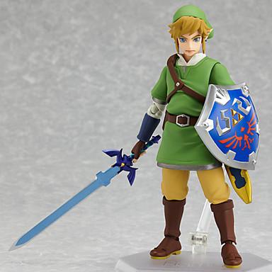 The Legend of Zelda Link PVC Anime Toimintahahmot Malli lelut Doll Toy