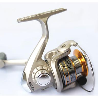 סלילי טווייה 5.1:1 יחס ציוד+6 מיסבים כדוריים אוריינטציה יד ניתן להחלפה Spinning דייג במים מתוקים אחר דיג כללי דיג בפתיון - SG4000A