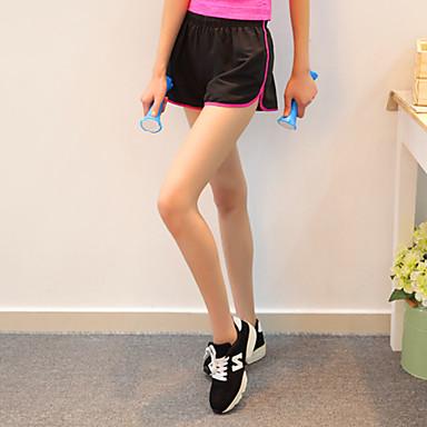 Fengtu Damen Laufschuhe Rasche Trocknung Atmungsaktiv Shorts/Laufshorts Hosen/Regenhose Unten Yoga Übung & Fitness Golfspiel Freizeit