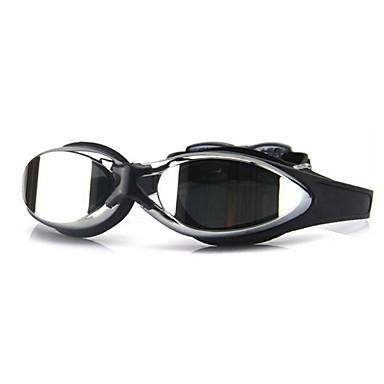 Goggles Πισίνα Anti-Magla Podesiva veličina Anti-UV Polarizirane leće Vodootporno silika gel PC Crn Plav Svijetlo zelena Svjetloplav Crn