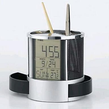 monikäyttöinen lanka netto kello kalenteri kynä