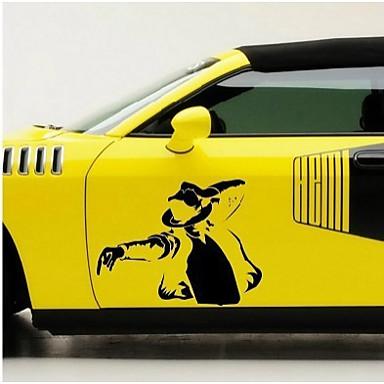 50 centímetros michael jackson jackson porta do carro grande clássico de ação (1pcs)