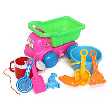 voordelige water Speeltjes-Doen alsof-spelletjes Kinderen ABS 9 pcs