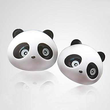 povoljno Pročišćivači zraka-ziqiao 1 par lijepi panda okus auto osvježivač difuzor ispusta čarobne isporuke parfema