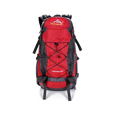 40 L sırt çantası Serbest Sporlar Giyilebilir Nemgeçirmez Naylon FuLang