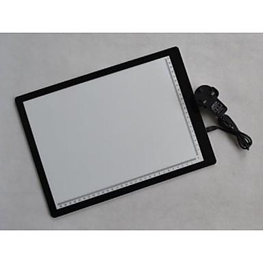 basekey a4 ultradünne LED-Tracing-Pad Tattoo-Licht-Box Schablonenplatte Leuchtkasten