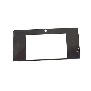 Vaihdettavat osat-#-3DS-Mini-Nintendo 3DS-Nintendo 3DS-Audio ja video-Polykarbonaatti