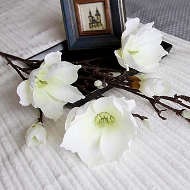 Svila Magnolija Umjetna Cvijeće